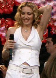 Madonna til Live 8