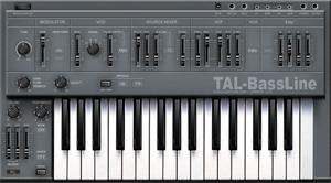 TAL bassline
